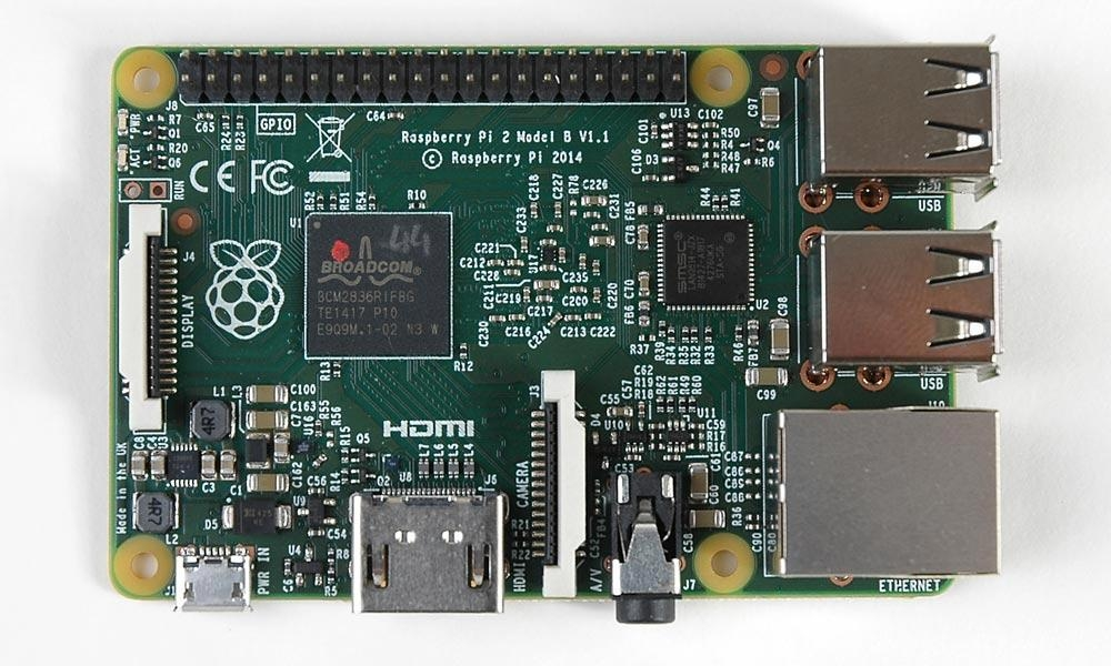 Raspberry Pi 2 - The Most Powerful Pi Yet